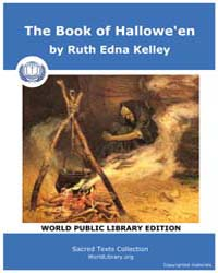 The Book of Hallowe'en by Kelley, Ruth Edna