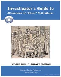 Investigator's Guide to Allegations of R... by