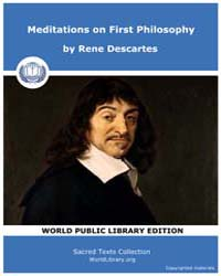Meditations on First Philosophy by Descartes, Rene