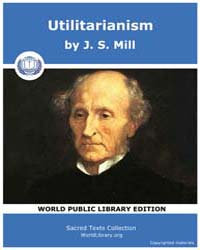 Utilitarianism by Mill, J. S.