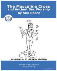 The Masculine Cross and Ancient Sex Wors... by Rocco, Sha