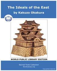The Ideals of the East by Okakura, Kakuzo