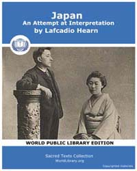 Japan, An Attempt at Interpretation by Hearn, Lafcadio