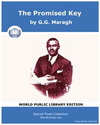 The Promised Key by Maragh, G. G.