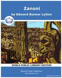 Zanoni by Lytton, Edward Bulwer
