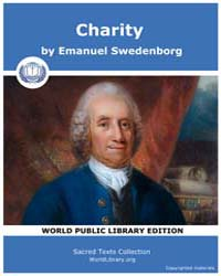 Charity by Swedenborg, Emanuel
