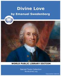 Divine Love by Swedenborg, Emanuel