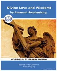 Divine Love and Wisdom by Swedenborg, Emanuel