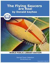 The Flying Saucers are Real by Keyhoe, Donald