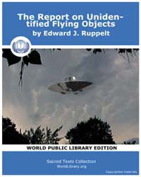 The Report on Unidentified Flying Object... by Ruppelt, Edward J.