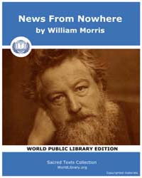 News From Nowhere by Morris, William