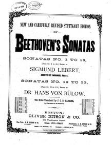 Piano Sonata No.23 (Appassionata) : Comp... Volume Op.57 by Beethoven, Ludwig van