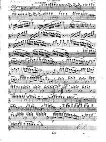 Flute Quintet, Op.58 : Flute Volume Op.58 by Krommer, Franz