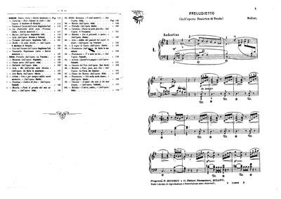 Biblioteca d'Oro (700 pezzi per pianofor... by Longo, Alessandro