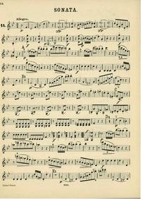 Piano Sonata No.17 in B-flat major, K.57... Volume K.570 by Mozart, Wolfgang Amadeus