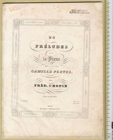 Preludes, Op.28 : Nos.13–24 Volume Op.28 by Chopin, Frédéric
