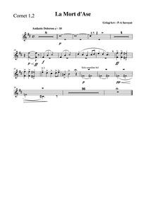 Peer Gynt Suite No.1, Op.46 : Cornet 1/2... Volume Op.46 by Grieg, Edvard