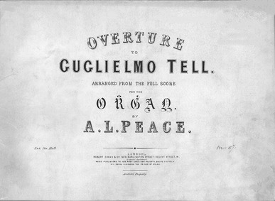 Guillaume Tell (Opéra in quatre actes) :... by Rossini, Gioacchino