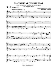 Oeuvres complètes d'orgue : Trumpet 1/2 ... by Titelouze, Jean