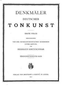 Sammlung neuer Oden und Lieder : Introdu... by Görner, Johann Valentin