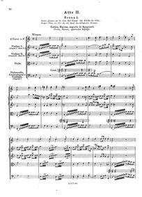 Montezuma, GraunWV B:I:29 : Act II Volume GraunWV B:I:29 by Graun, Karl Heinrich