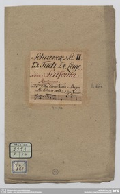 Montezuma, GraunWV B:I:29 : Complete sco... Volume GraunWV B:I:29 by Graun, Karl Heinrich