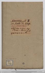 Ouverture-Suite 'Alster-Ouvertüre', TWV ... Volume TWV 55:F11 by Telemann, Georg Philipp