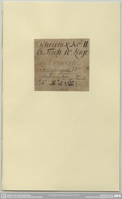 Violin Concerto, FaWV L:G6 : Autograph S... Volume FaWV L:G6 by Fasch, Johann Friedrich