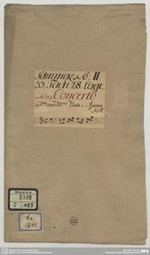 Violin Concerto in D major, RV 225 : Com... Volume RV 225 by Vivaldi, antonio