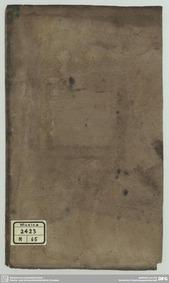 Ouverture-Suite, FaWV K:Es1 : Complete P... Volume FaWV K:Es1 by Fasch, Johann Friedrich