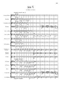 Manon (Opéra-comique en cinq actes et si... by Massenet, Jules