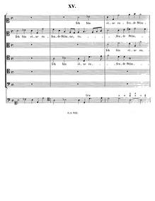 Geistliche Chor-Music, Op.11 (Musicalia ... Volume Op.11 ; SWV 369-397 by Schütz, Heinrich