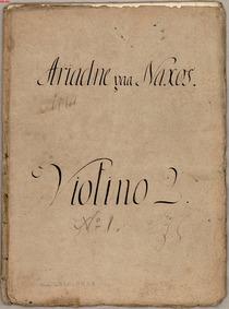 Ariadne auf Naxos (Arianna a Naxos; Aria... by Benda, Georg