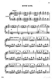 La foire Saint-Laurent (Opéra-bouffe en ... by Offenbach, Jacques