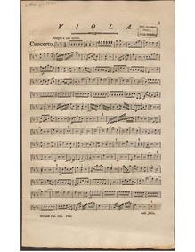 Harpsichord Concerto in G minor, DenR 7 ... Volume DenR 7 by Reichardt, Johann Friedrich