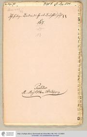 Ihr heiligen Brüder, GWV 1132/34 : Compl... Volume GWV 1132/34 by Graupner, Christoph