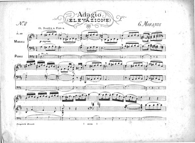 Organ Compositions : 2. Adagio (Elevazio... by Morandi, Giovanni