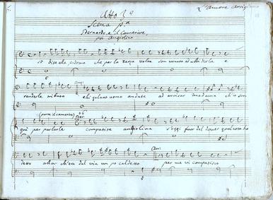 L'amore Artigiano : Act III by Latilla, Gaetano