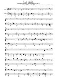 Sacro-profanus concentus musicus : Compl... by Schmelzer, Johann Heinrich