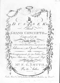 Piano Concerto No.7, Op.29 : Piano Solo Volume Op.29 by Dussek, Jan Ladislav