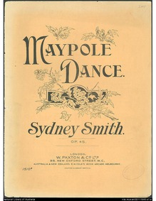 Maypole Dance (Premier Mai, a rustic ske... Volume Op.45 by Smith, Sydney