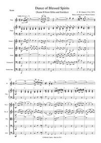 Orfeo ed Euridice (Orphée et Eurydice; O... Volume Wq.30 - Orfeo ed Euridice (1762), original version (Italian)Wq.41 - Orphée et Eurydice (1774), revised version (French) by Gluck, Christoph Willibald
