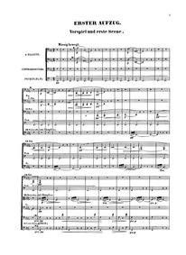 Siegfried, WWV 86C : Act I by Wagner, Richard