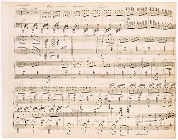 Caprice original No.2 : Complete Score Volume WD47 by Bizet, Georges