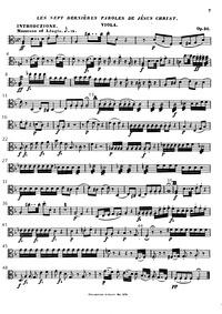 7 String Quartets, Op. 51 'Seven Last Wo... Volume Op.51 / Hob.III:50-56 by Haydn, Joseph