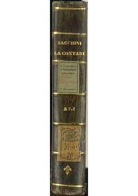 La contadina in corte : Act I by Sacchini, Antonio