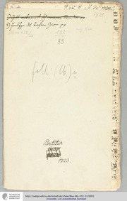 Jauchze du Tochter Zion, GWV 1101/24 : C... Volume GWV 1101/24 by Graupner, Christoph