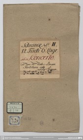 Violin Concerto in B-flat major, GraunWV... Volume GraunWV C:XIII:93 by Graun, Johann Gottlieb