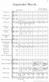 Divertissement à la hongroise, D.818 : F... Volume D.818 (Op.54) by Schubert, Franz