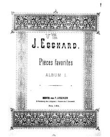 6 Morceaux de salon, Op.140 : Complete S... Volume Op.140 by Egghard, Jules